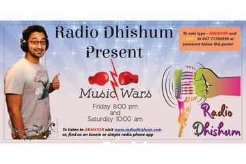 Radiodhishum.com