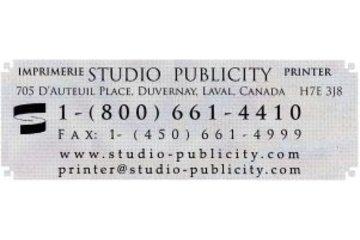 Studio Publicité Enr