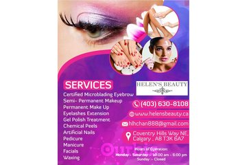 Helen's Beauty Spa | Waxing Calgary