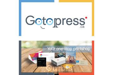 Gotopress - Canada's Print Services