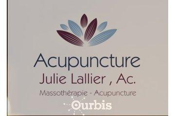 Acupuncture & Massothérapie Julie Lallier