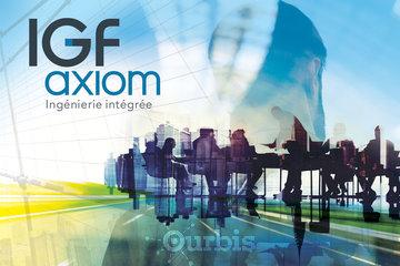 IGF axiom inc. à Laval: banner