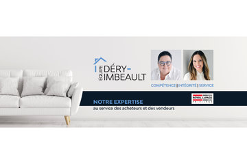 Équipe Déry-Imbeault - COURTIERS IMMOBILIERS - Royal LePage Privilège