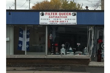 Filter Queen à Longueuil