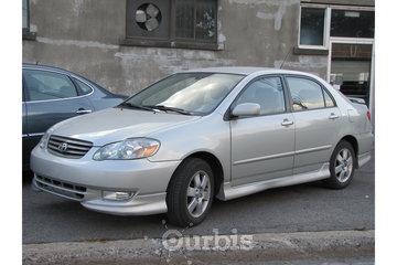 "AUTO SPIRALE AUTO in Montréal Nord: Toyota Corolla model ""S"" 2003 »205,321 km stock#A714"