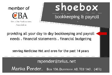 SHOEBOX Bookkeeping & Payroll Services