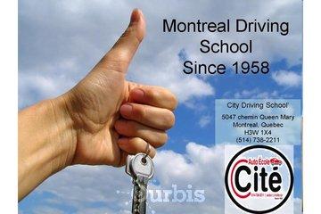 City Driving School à Montréal: Montreal Driving School since 1968
