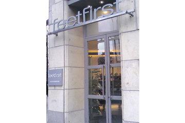 Feet First à Montréal