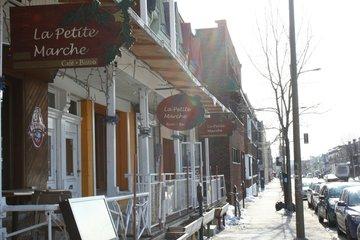 La Petite Marche Café Bistro in Montréal
