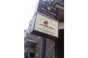 Nil Bleu Restaurant in Montréal