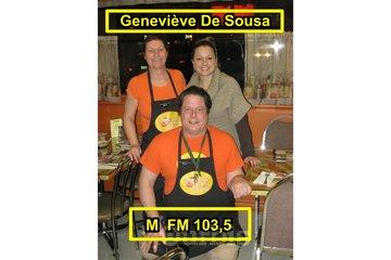 La Bouche en Folie Inc. à Joliette: Geneviève De Sousa à La Bouche en Folie Inc.