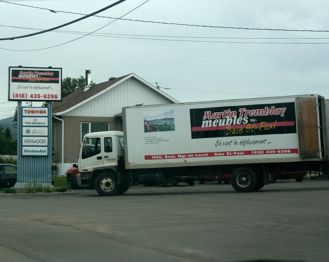 Tremblay martin meubles inc baie st paul qc ourbis - Meubles martin ...
