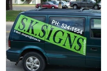SK Signs & Graphic Design