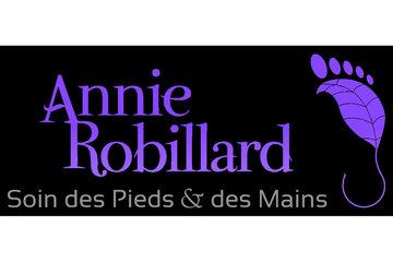 Annie Robillard - Soin des pieds