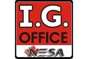 I.G OFFICE NESA LTD à Winnipeg