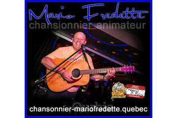 Chansonnier-Animateur Mario Fredette