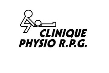 Clinique Physio R P G in Saint-Laurent: Logo de la clinique Physio RPG