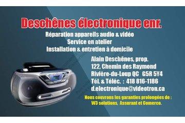 Deschênes Electronique - Réparation
