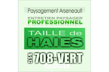 Paysagement Arseneault à Lorraine: Taille de Haies de Cèdres / Paysagement Arseneault / 514 708-VERT