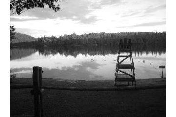 Gracefield Christian Camp & Retreat Centre à Gracefield: Gracefield Camp beach at sunset