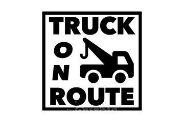 Truck On Route in WATERLOO
