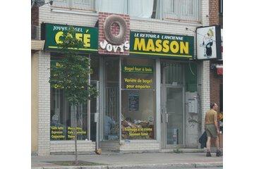 Jovys Bagel Café in Montréal