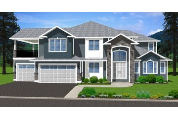 Westhome Planners Ltd in Penticton: Two Storey Home Plans