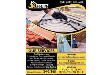 Edmonton Roofing | JK Roofing