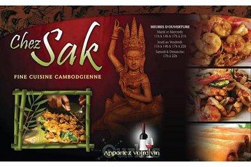 Restaurant Chez Sak