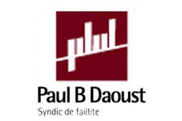 Daoust Paul B Syndic de Faillites à Montréal