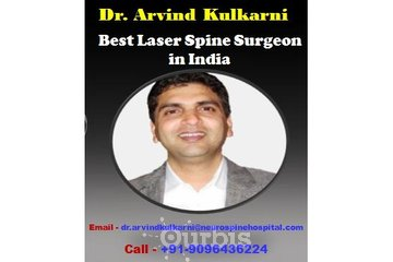 Laser Spine Surgery with Dr Arvind Kulkarni Promising Alternative to Spine Surgery