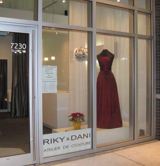 Riky dani atelier de couture brossard qc ourbis for Papeterie brossard