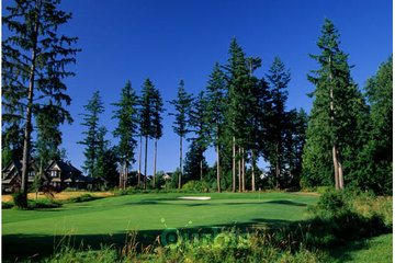 Morgan Creek Golf Course in Surrey