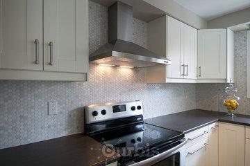 Lucas Richard Design in Vaughan: Kitchen Remodel