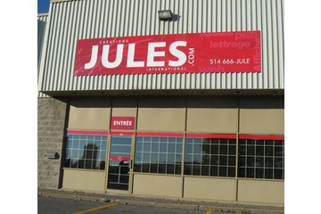 Creations Jules International in Brossard