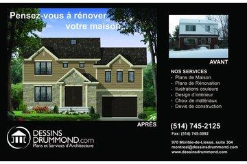 Dessins Drummond Montreal in Montréal