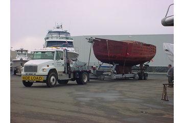 BOWLINE Boat Moving Ltd