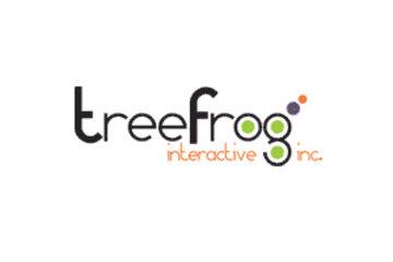 Treefrog Interactive à Newmarket: Treefrog Logo