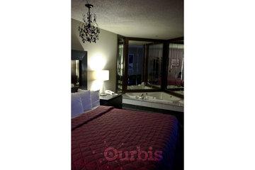 Hôtel L'Express à Longueuil: Exemple de bain dans nos Suites Exécutive