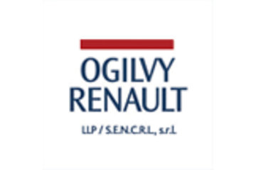 Ogilvy Renault LLP à Montréal: logo Ogilvy