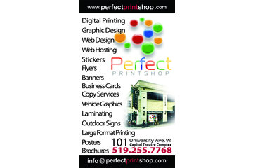 Perfect Print Shop & Signs in Windsor