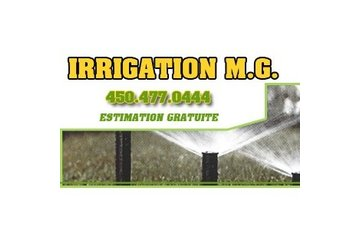 Irrigation M G in Mascouche: Source : official Website