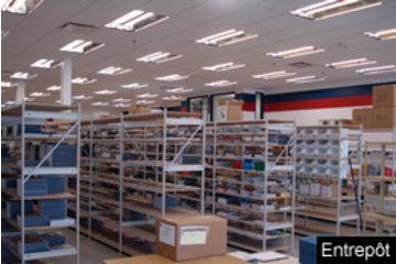 Les Editions De L'envolee in Lévis: Un aperçu de l'entrepôt