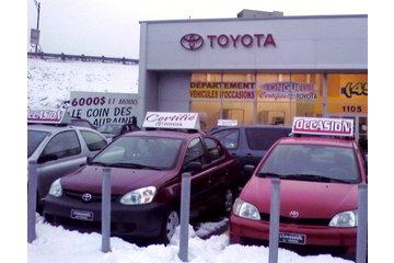 Longueuil Toyota à Longueuil