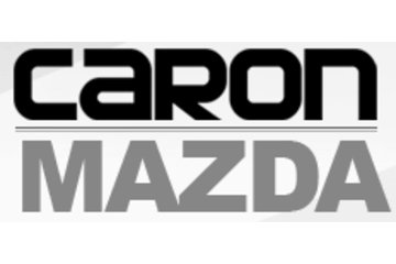 Caron Mazda in Salaberry-de-Valleyfield: Logo Caron Mazda