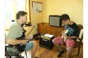 Cours de guitare Patrice Lareau