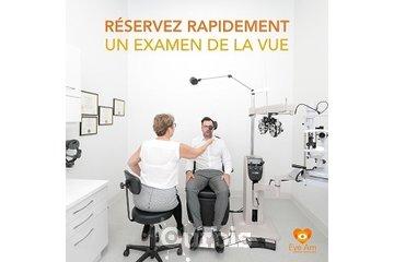 Eye Am soins oculaires | Lunetterie | Examen de la vue, montures et lentilles. Angus, à Montréal à Montreal