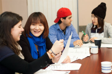 CSLI - Canadian As A Second Language Institute Inc in Vancouver: Students