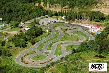 KCR Karting Château-Richer Québec in Château-Richer: Circuit de course de 1.4 km