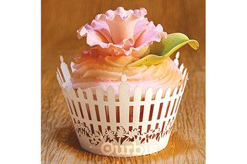 Les petites Douceurs Cupcakes et Aux plateaux D'argent